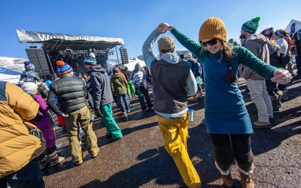 Winter Wonder Grass Festival, Steamboat Springs Colorado