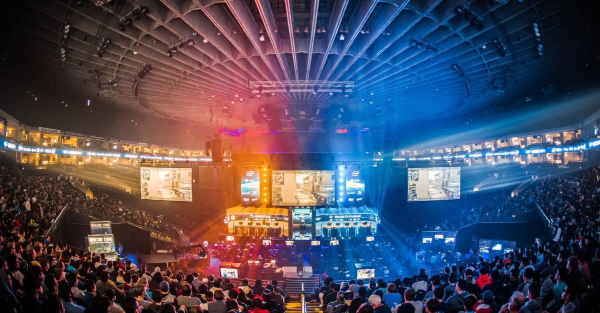 esports oracle arena