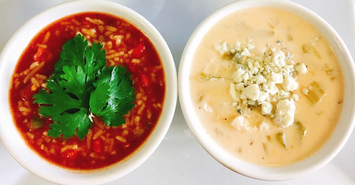 Cafe 213 Soups