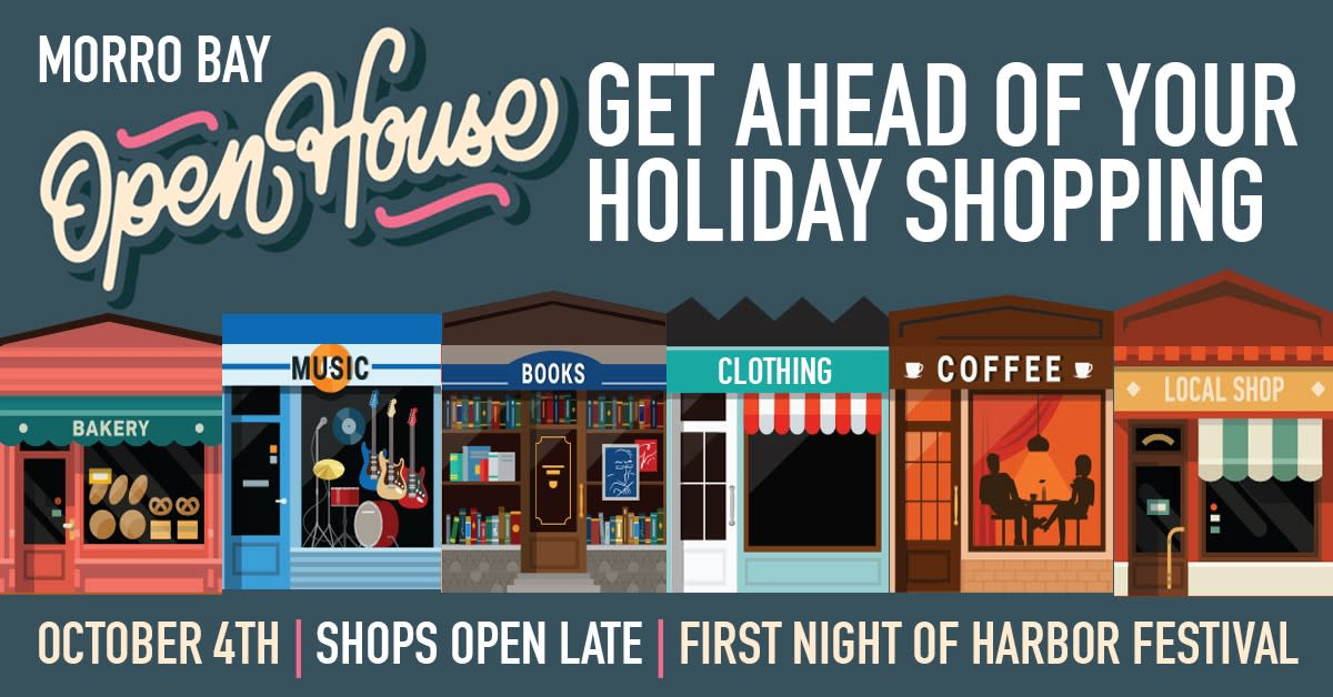 Open House - Oct 4
