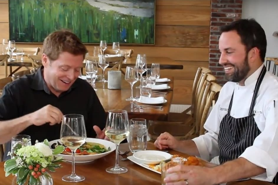 Video Thumbnail - youtube - Chef Jeffrey Hansell of Oxlot 9