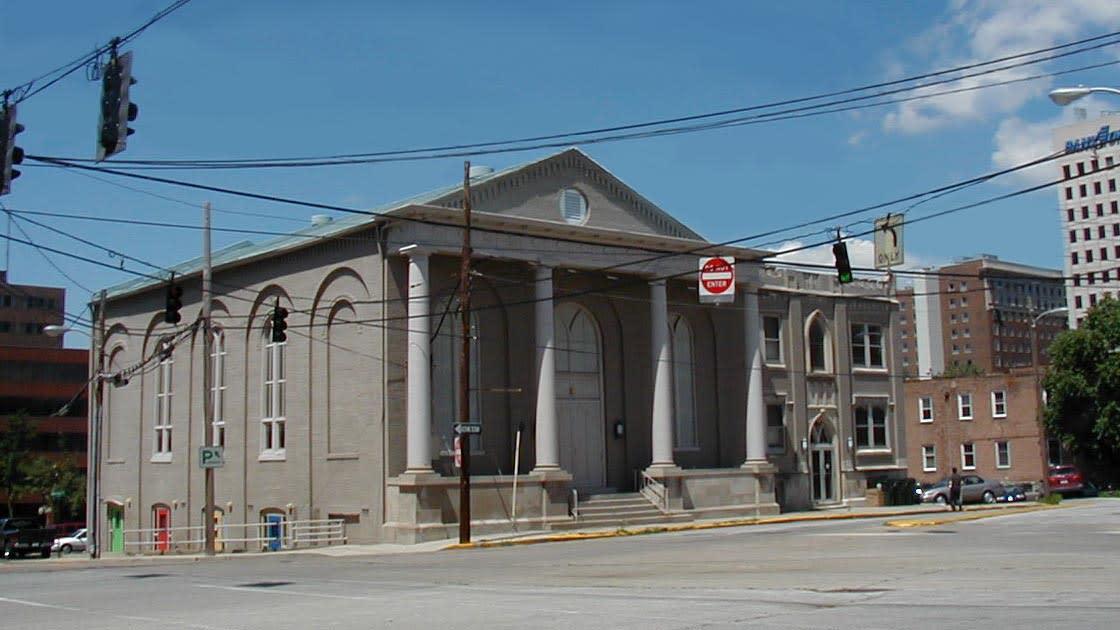 First-African-Baptist-Church