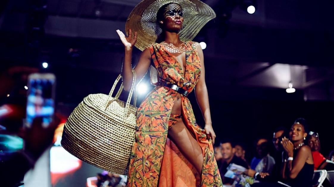 Image result for caribbean fashion week 2018