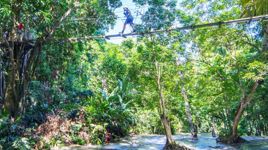 Chukka Caribbean Dunn's River Canopy