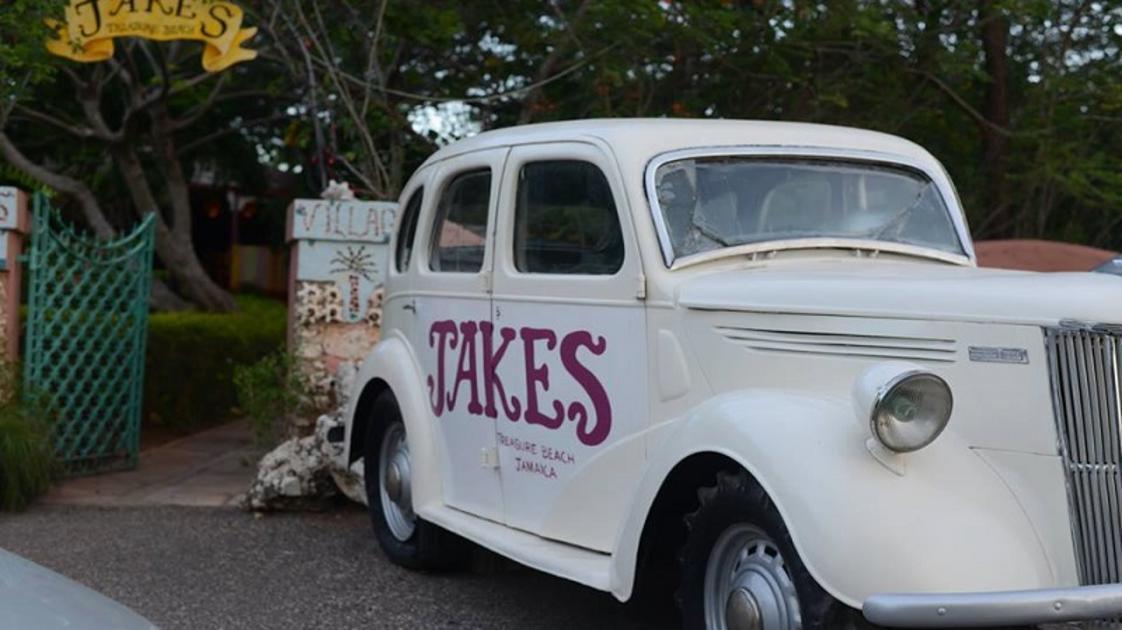 Jakes Entrance
