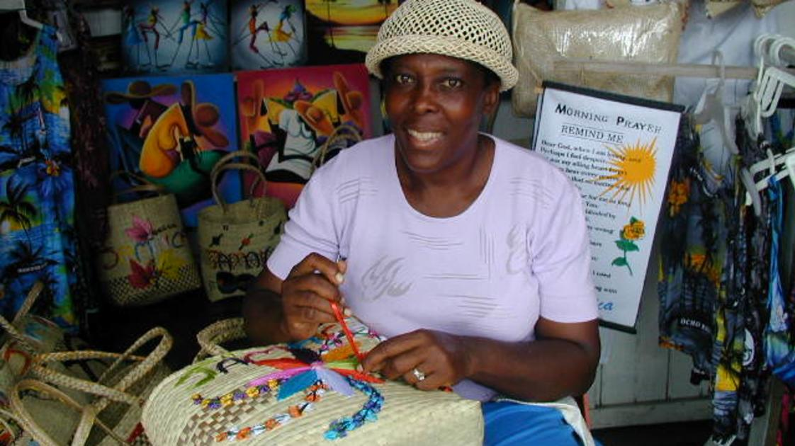 Ocho Rios Craft Market