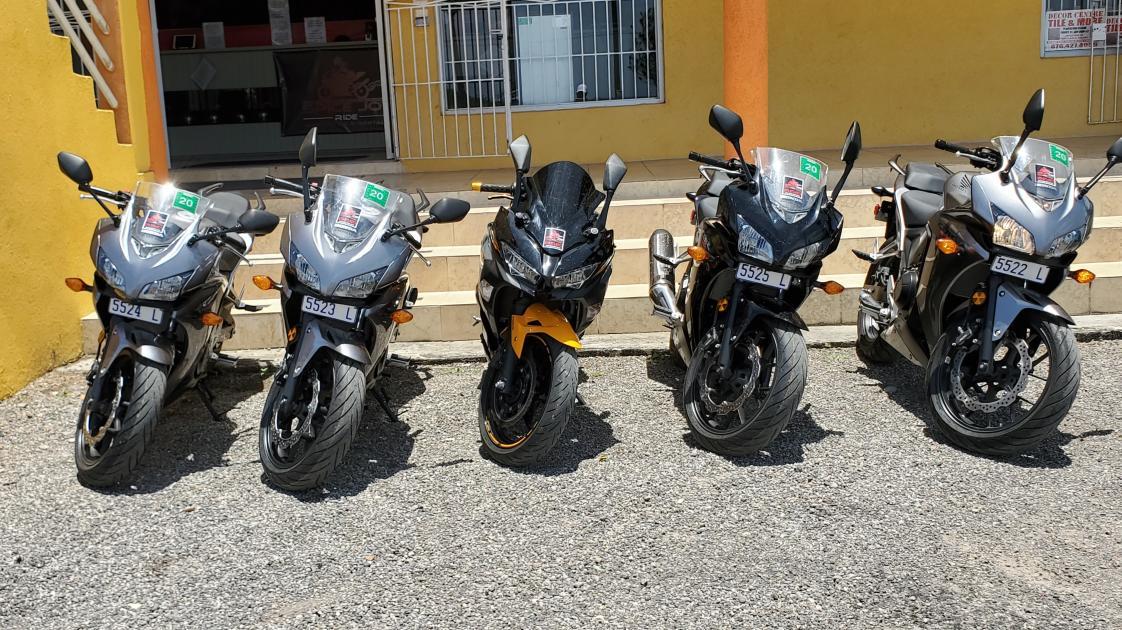 Spice Joy Ride Motorcycle Rentals
