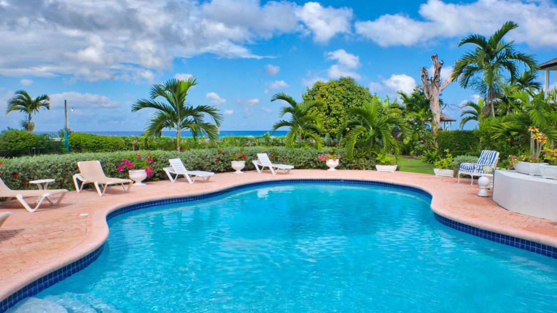 Pool at Sunspot Villa