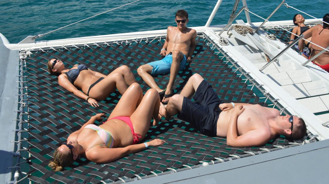 Dunns River Catamaran Cruise by Chukka Caribbean