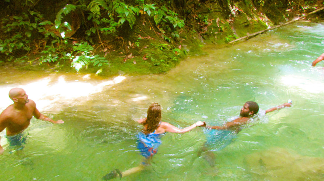 Chukka Caribbean Adventures at Mayfield Falls