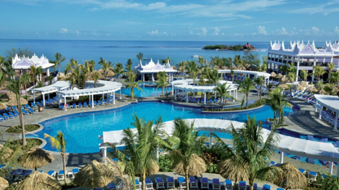 Riu Mobay - Pool