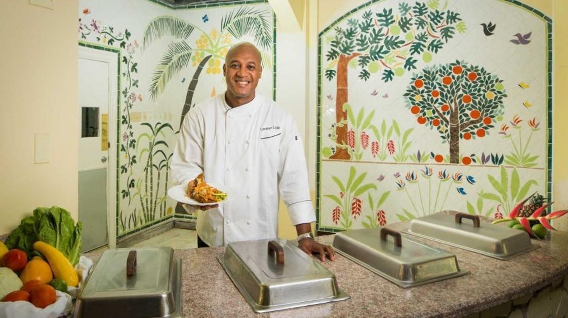 Sea garden chef