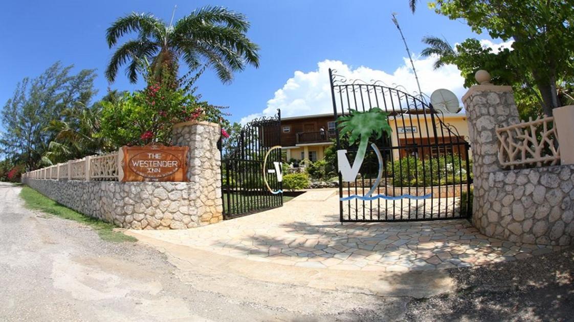 Westender entrance