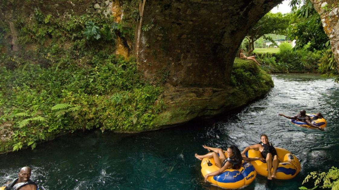 Chukka Caribbean White River Valley Tubing