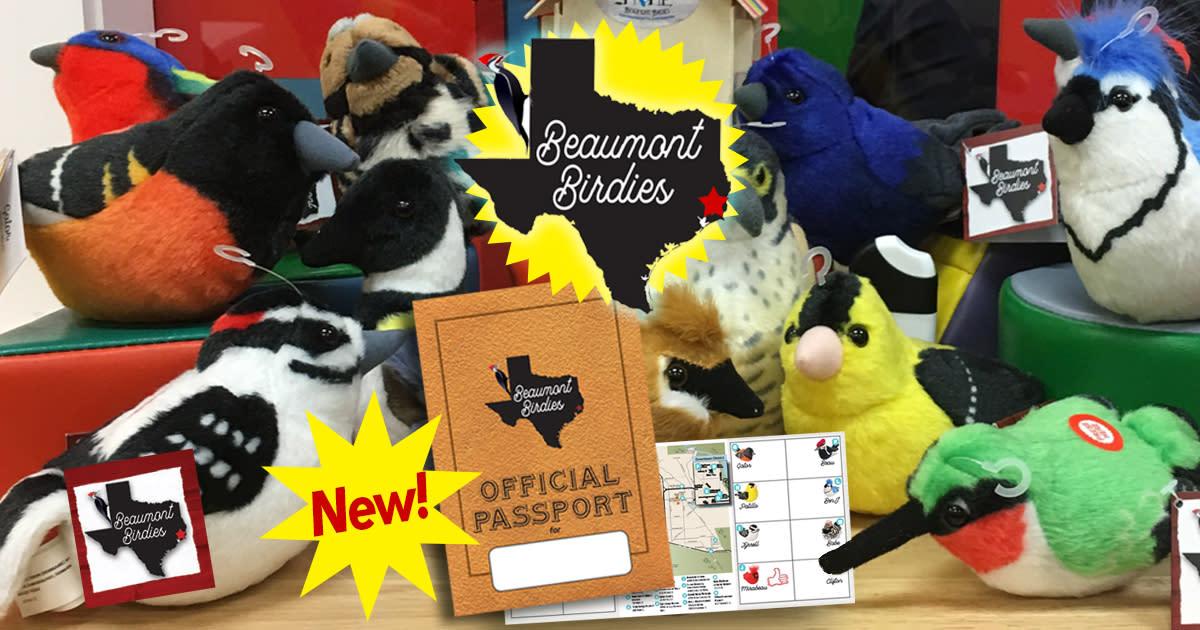 Beaumont Birdies Official Passport