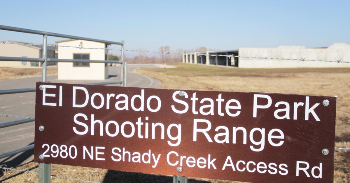 El Dorado State Park Shooting Range