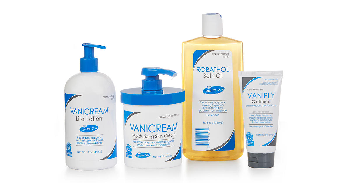 Vanicream is a Rochester, MN-based company