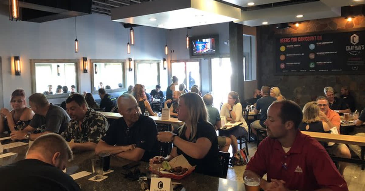 Chapman's Brewing Company - Southwest Fort Wayne Taproom