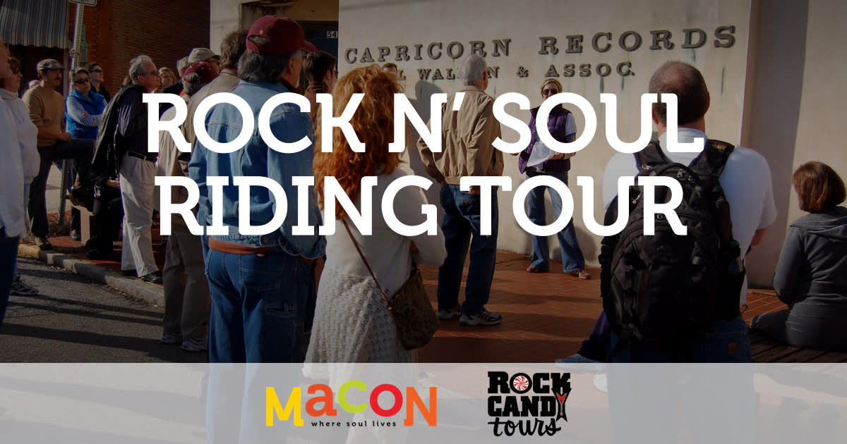 Rock N' Soul Riding Tour