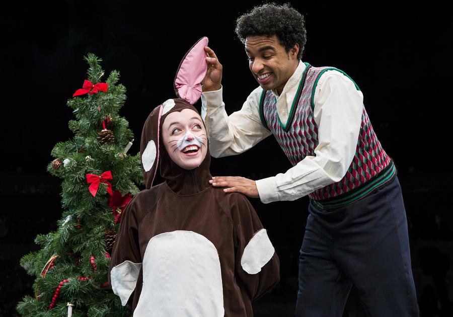 Derby Dinner Playhouse Velveteen Christmas Performance