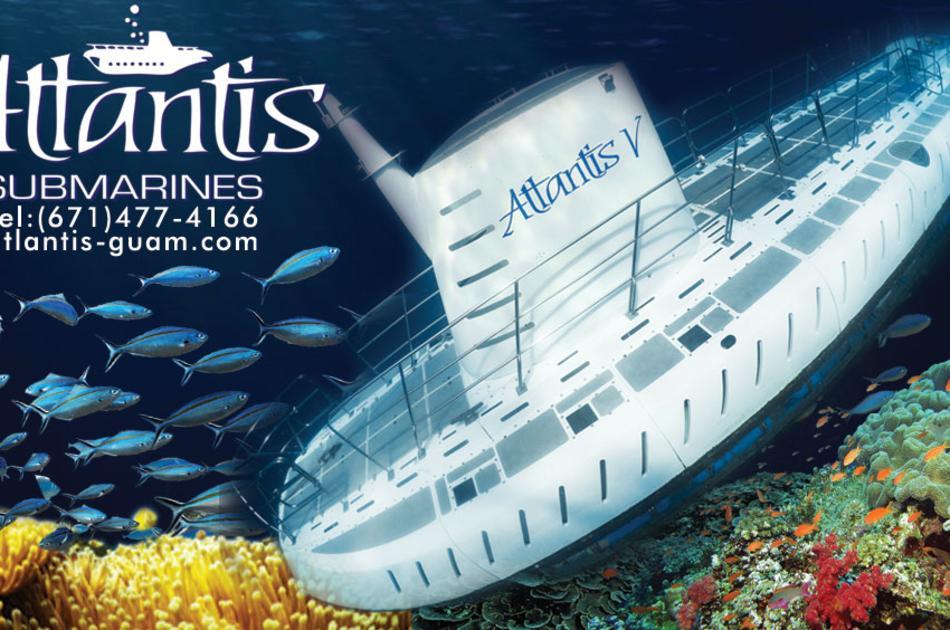 Atlantis sub 2019