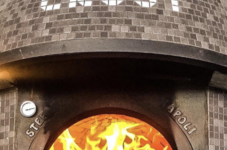 Crust oven