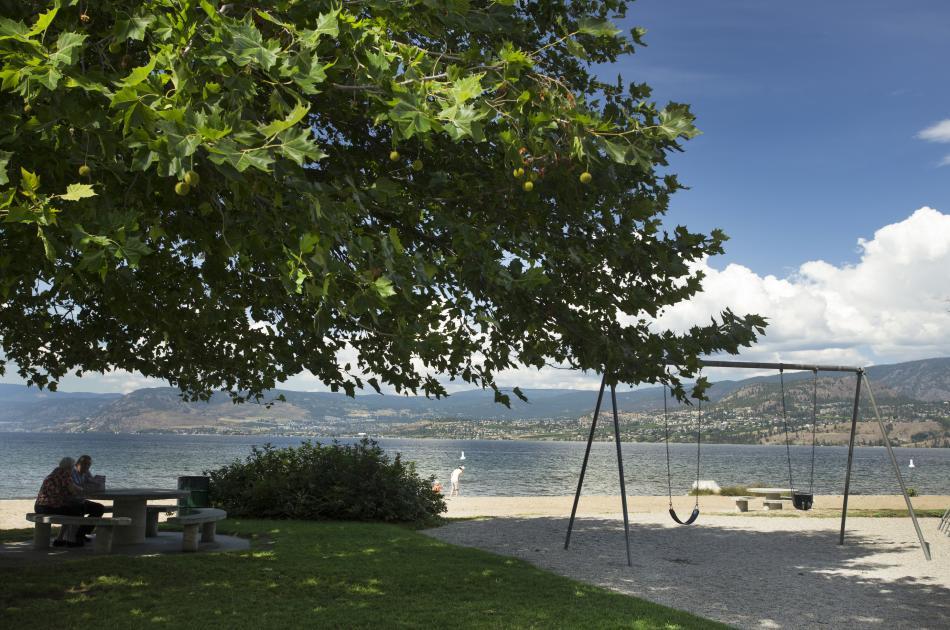 Sarson's Beach Park