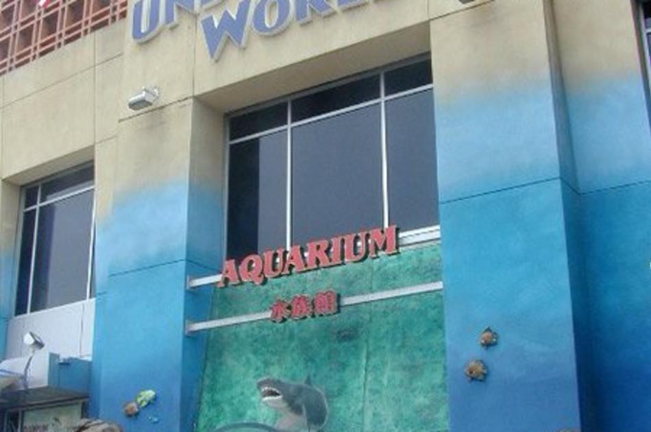 Underwater World 1