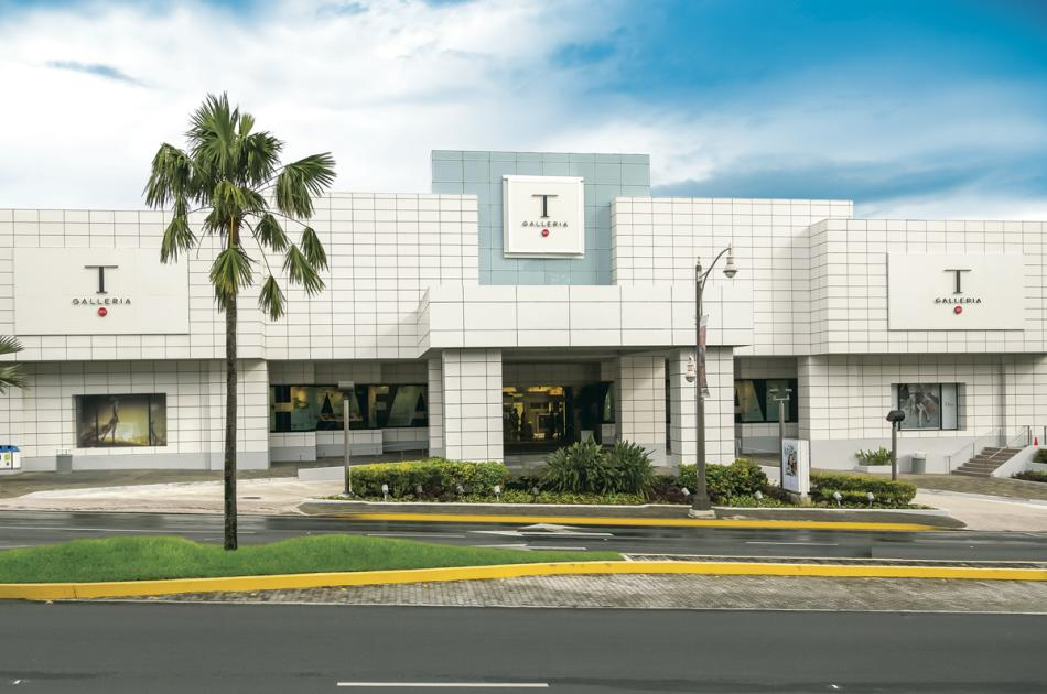 T Galleria Main