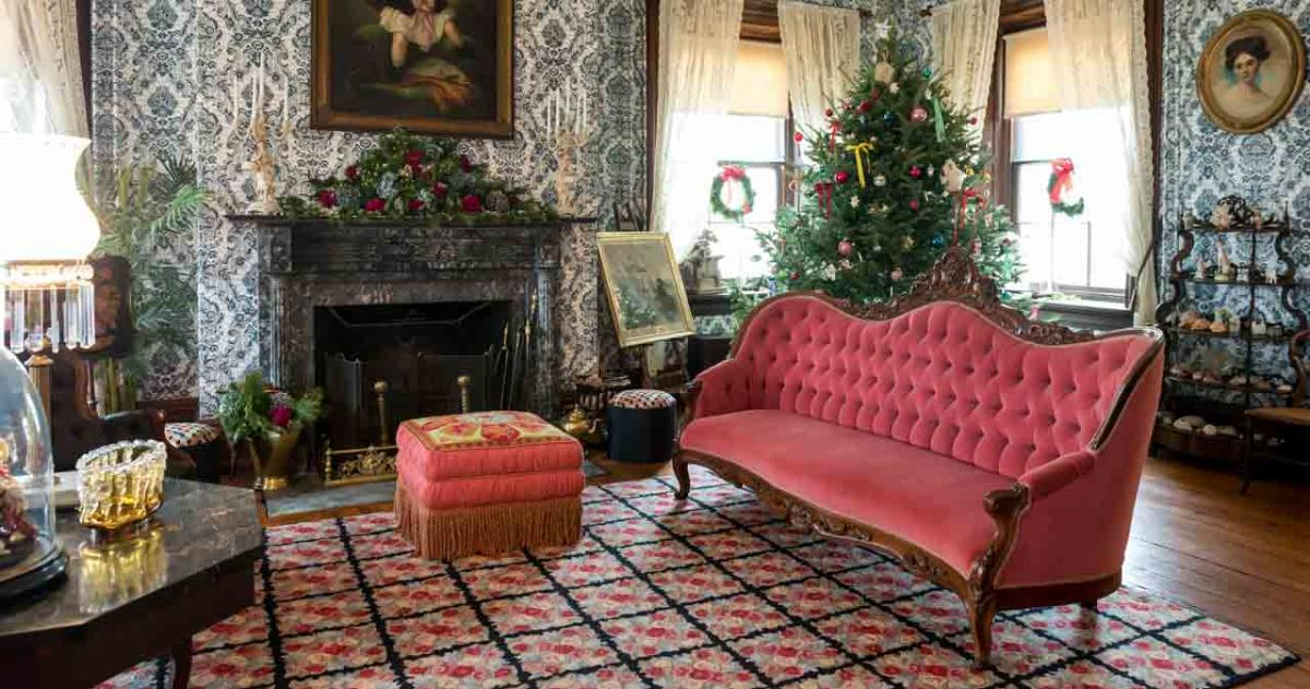 Holidays at Fort Hunter in Harrisburg PA