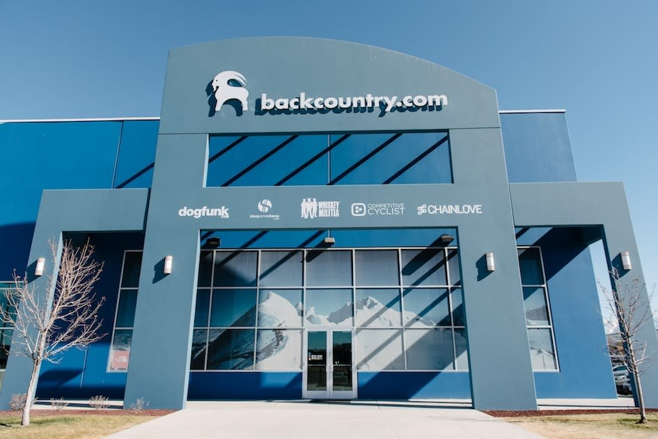 Backcountry.com Retail Store