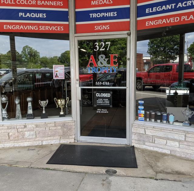 A & E Trophy Exterior