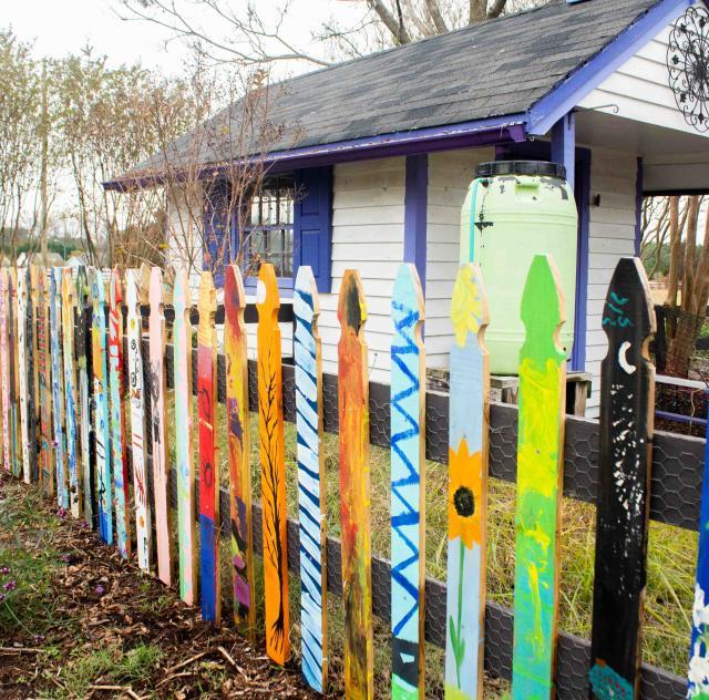 Artmosphere Fence