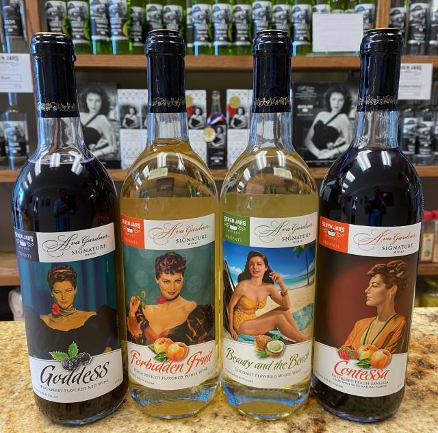 New Ava Gardner Wine Collection