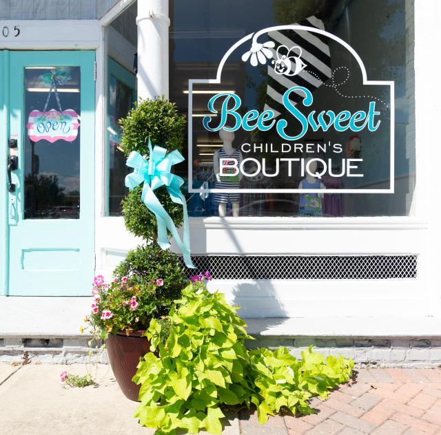 Bee Sweet Children's Boutique exterior