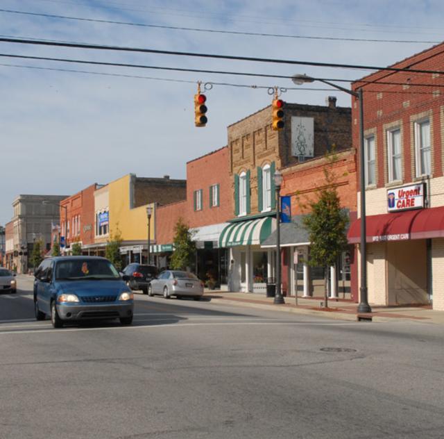Benson Main Street