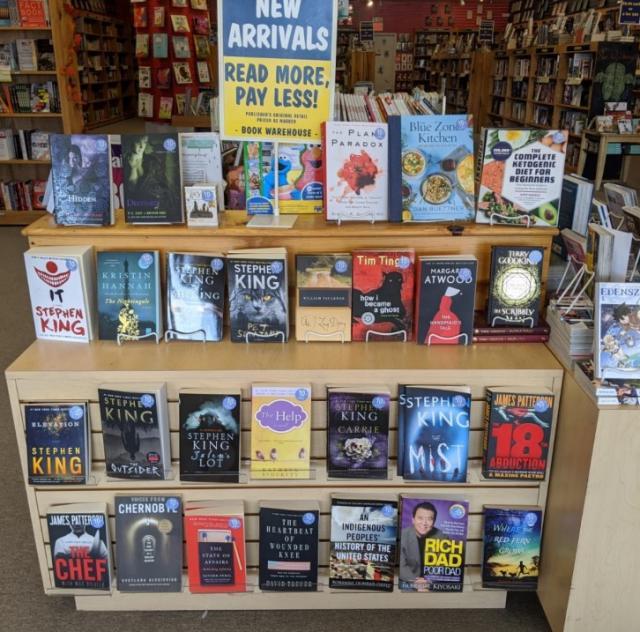 Book Warehouse