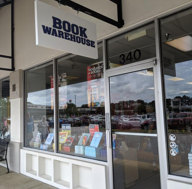 Book Warehouse ext