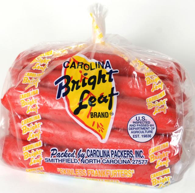 Bright Leaf Hot Dogs