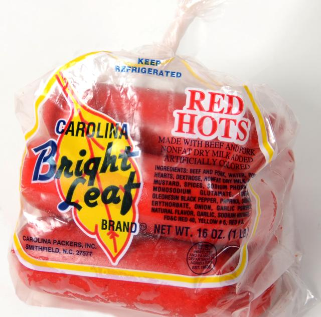 Bright Leaf Red Hots