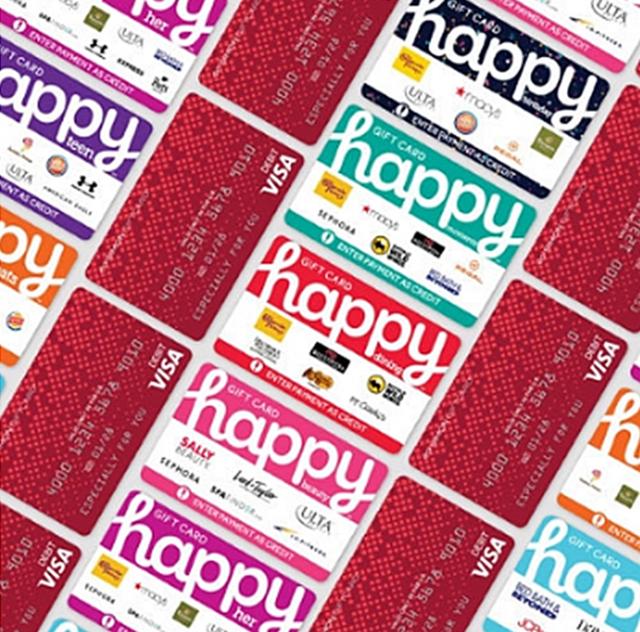 Happy Card/Visa 2020
