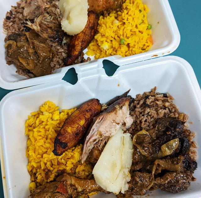 Caribbean Delight food