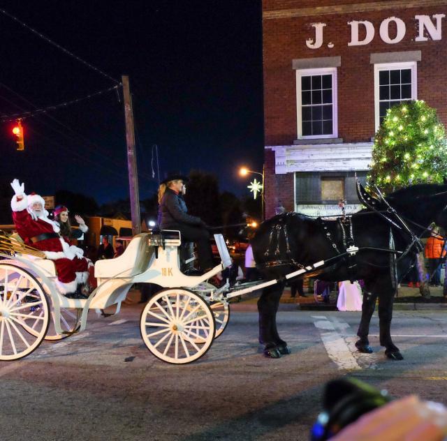 Benson Christmas Parade 2020 Christmas On Main in Benson