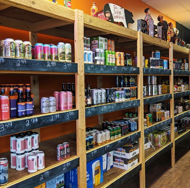Clayton Beverage Interior