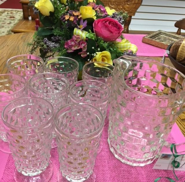 Cleo's Closet Glassware
