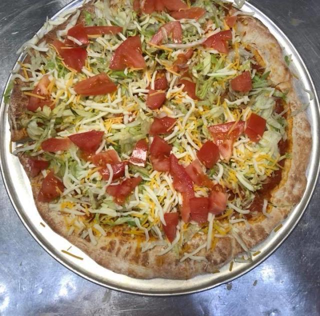 Crick's Pizza Shack
