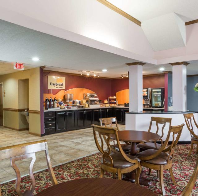 Days Inn Selma Breakfast Area