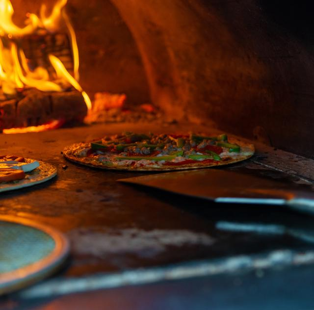 Fired Up Clayton food truck pizza 3