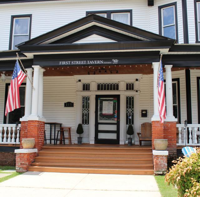 First Street Tavern Exterior