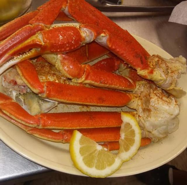 Holt Lake Crab Legs